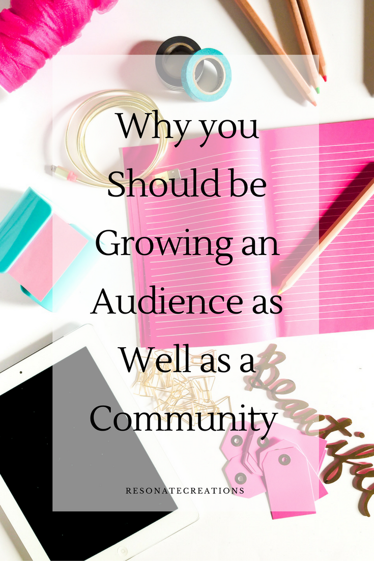 Growing an Audience