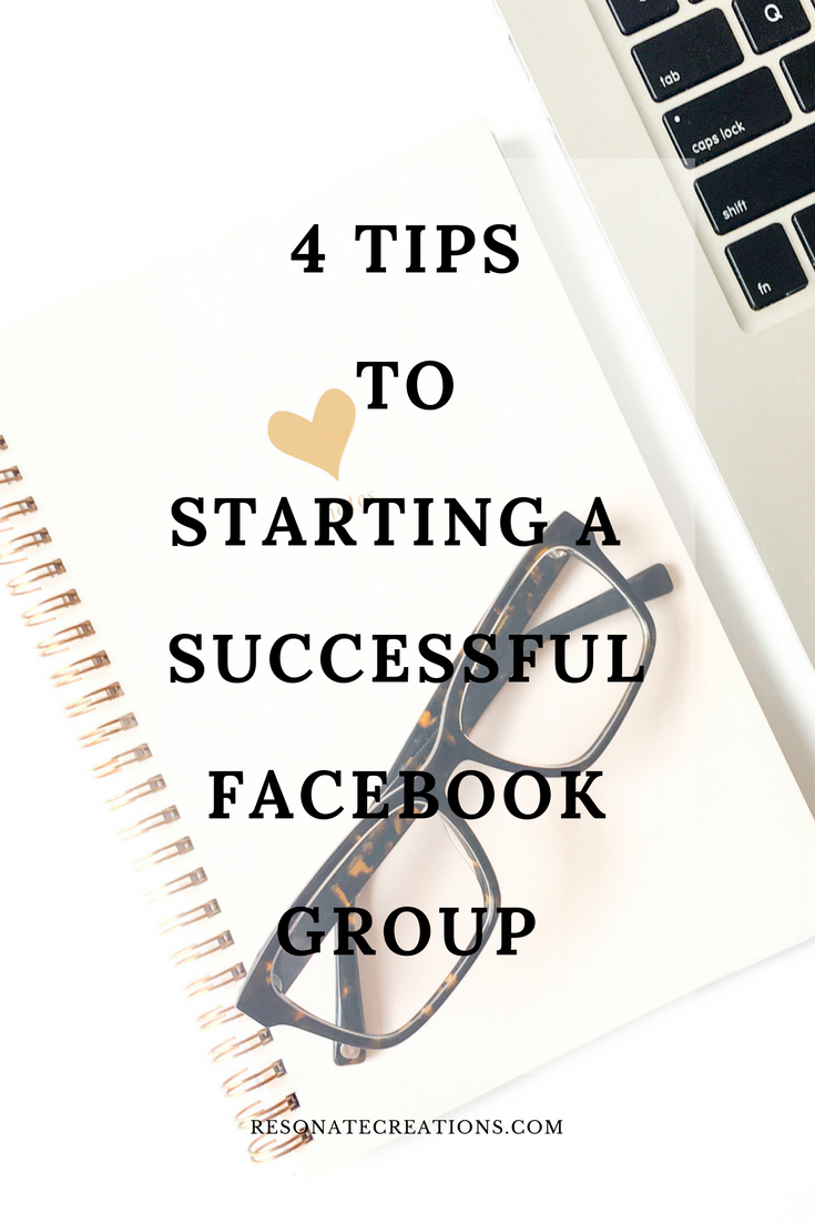 Starting a successful group