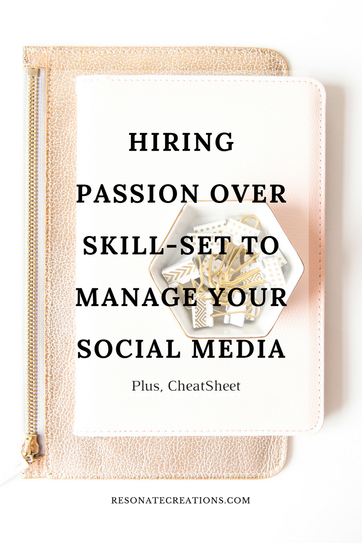 Hiring Passion over skill-set